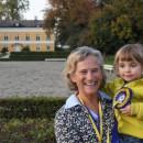 Kerstin André utsedd till Supervisor för Junior och YR-lagen i dressyr
